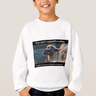 You Can't Control Everything Sweatshirt