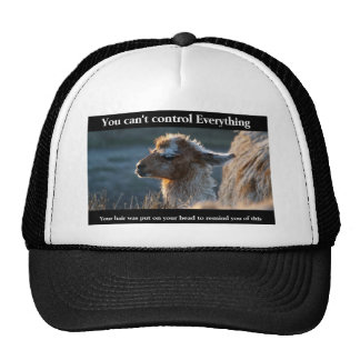 You Can't Control Everything Trucker Hat