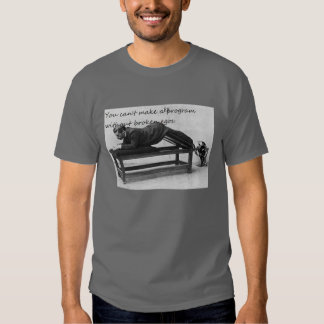 You can't make a program without broken egos. tshirts