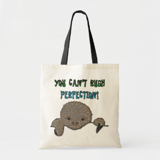 You Can't Rush Perfection Baby Sloth