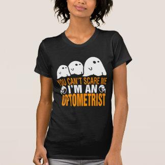 You Can't Scare An Optometrist  Halloween Shirt