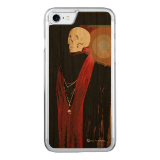 You can't take it with you iPhone Wood Case