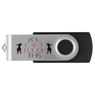 You can't touch this usb swivel USB 3.0 flash drive