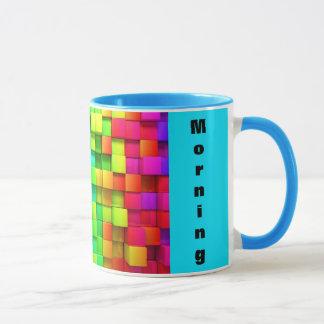 YOU Change Colour Morning Coffee Mug Tea Cup