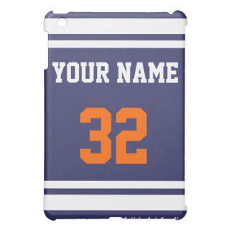 You Choose Sports Jersey Custom iPad Case