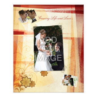 You Complete Me Wedding Poster Photo Enlargement