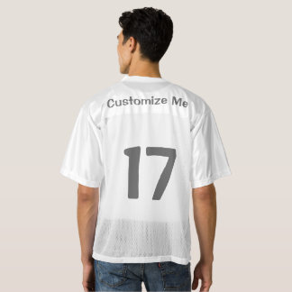 You Custom Men's Football Jersey