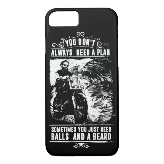 You Don t Always Need a Plan Glossy Phone Case