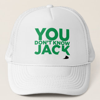 """You Don't Know Jack"" Trucker Hat"