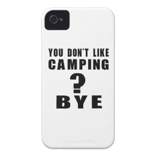 You Don't Like camping ? Bye iPhone 4 Case