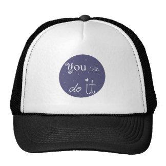 You edge C it Trucker Hat