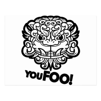 You Foo! Postcard