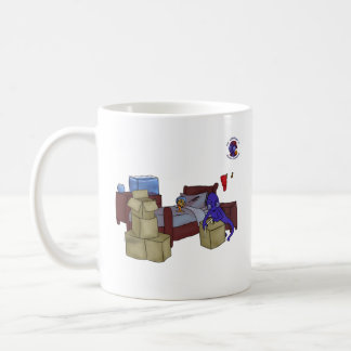 You forgot to pack my mermaid! Mug