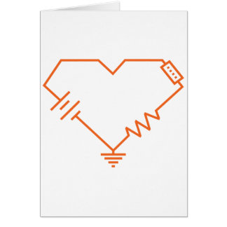 You Fry My Circuits- Nerdy Engineer Valentine Card