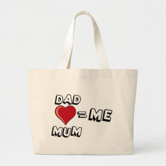 You give and Mum Tote Bags