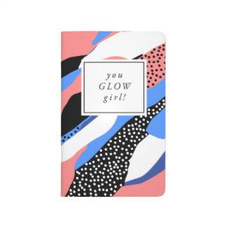 You Glow Girl Pocket Journal