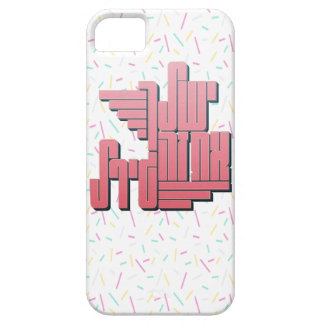 You got it, girl iPhone 5 cover