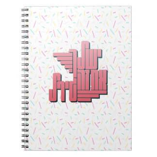You got it, girl spiral notebook