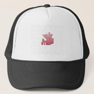 You got it, girl trucker hat