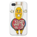 You got Rabbit Cases For iPhone 4