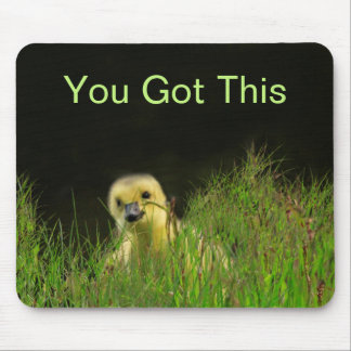 """You Got This"" Gosling Mouse Pad"
