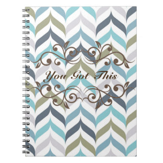 You Got this Journal Note Books