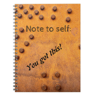 You Got This! Notebook