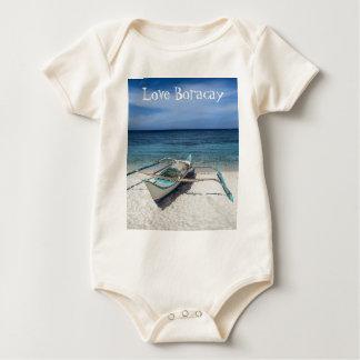 You Gotta Love Boracay Baby Bodysuit