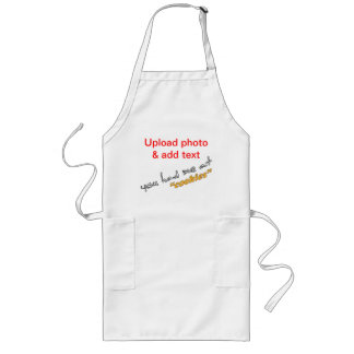 "You had me at ""cookies"" - DIY Baking apron"
