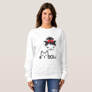 You Had Me At Meow Sweatshirt