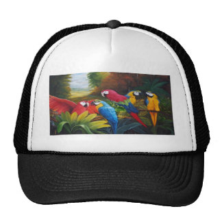 you had ploughed gorgeous birds trucker hat