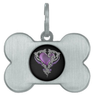 You Have My Heart Pet Tag
