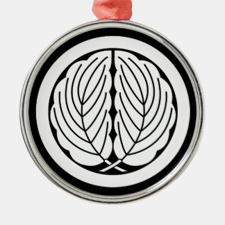 You hold in the circle, Kashiwa Metal Ornament