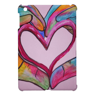 You Hold My Heart in Your Hands iPad Mini Case