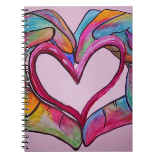You Hold My Heart in Your Hands Notebook