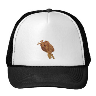 you hold my heart in your hands trucker hat