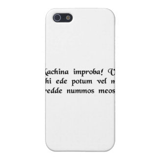 You infernal machine! Give me a beverage..... iPhone 5 Case