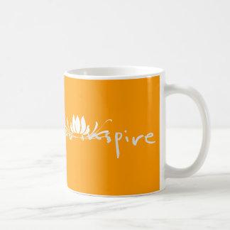 You Inspire Coffee Mug