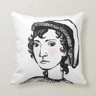 You Jane. Throw Pillow