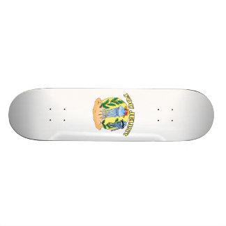 You Jelly Mustache Jellyfish Skateboards