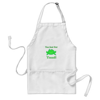 You Just Got Toad! Standard Apron