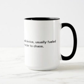 You know, just a mug