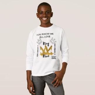 YOU KNOW WE ALL LOVE KING KIEO T-Shirt