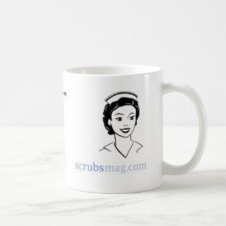 You know you're a telemetry nurse when… coffee mug