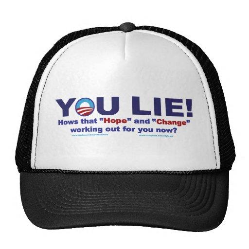 YOU-LIE-2 HAT