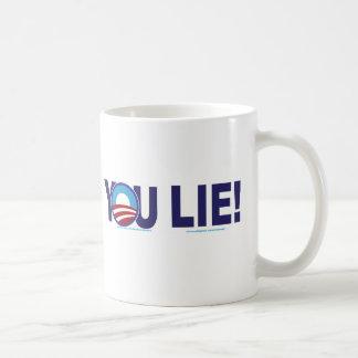 YOU-LIE-ALONE-2 COFFEE MUG
