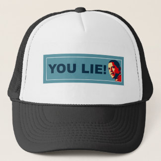 You Lie Trucker Hat