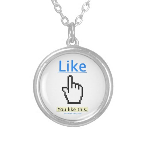 You Like This. Necklace