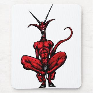 You Little Devil Mouse Pad