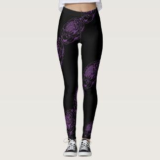 You Look Fabulous! It's Ranunculus! Leggings! Leggings